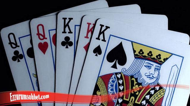 Ada Beberapa Tingkatan Nilai Dalam Poker