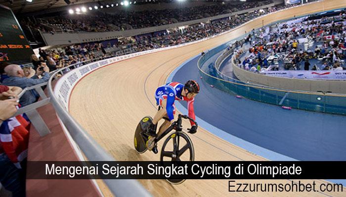Mengenai Sejarah Singkat Cycling di Olimpiade